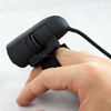 Cool Ring-Style Fingertip USB Optical Mouse